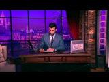 Вечерний Ургант -  Элис КуперAlice Cooper. 218 выпуск, 10.10.2013