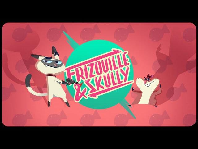 TFOU - FRIZOUILLE SKULLY - BANDE ANNONCE
