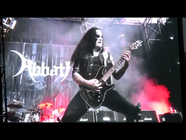 Abbath - Fenrir Hunts (Live at Loud Park festival, Saitama, Japan, 11.10.2015)