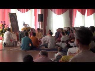 Gaie Ganapati Jaga Vandana - Shri Budda Puja in Kiev - Ukraine 24/05/2015