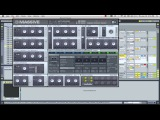 Anthony Ross - Deep House Chords &amp Massive Tutorial with DJ Anthony Ross