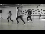 танец хип хоп под песню Джастина Бибера!
