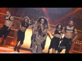 Jennifer Lopez Ft. Pitbull - Live On The Floor American Idol HD