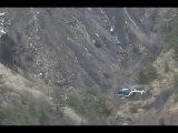 На юге Франции разбился самолет видео, авиалайнер Airbus A320 упал на Юге Франции 24 03 2015