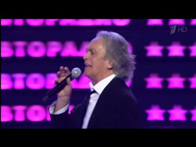 Riccardo Fogli - Malinconia Live Discoteka 80 Moscow 2011