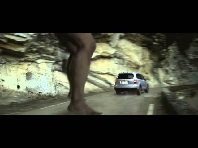 Реклама Субару Форестер - Вторжение гигантов (Атака Титанов)