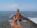 Видео дневник 2 День. Девушка на пляже. Таиланд, Пхукет. Красивый пляж, море. Природа Таиланда