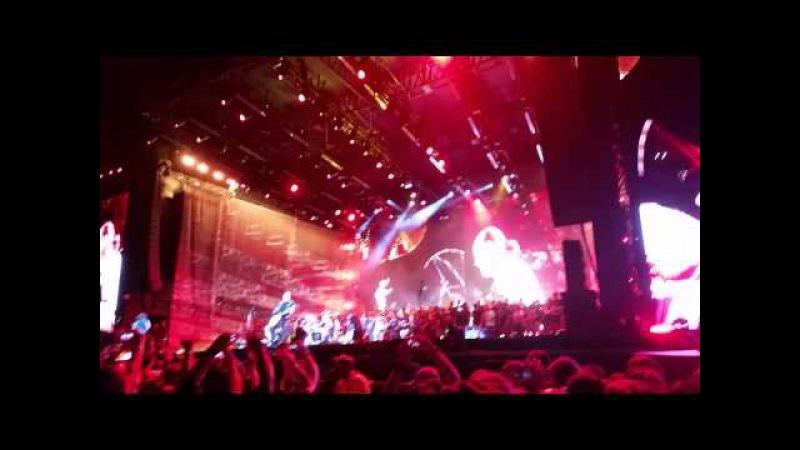 Metallica Ectasy Fuel X Games Austin 2015