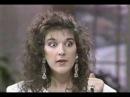 Celine dion Interview @ Regis Kathie Lee 1990