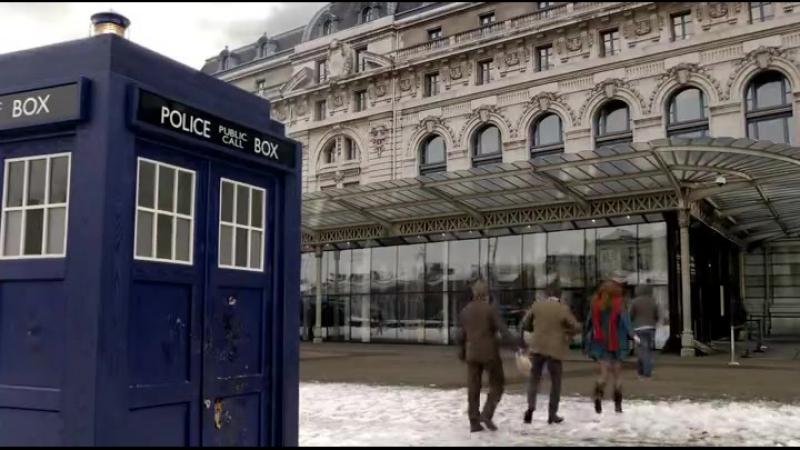 Винсент Ван Гог и Доктор - Доктор Кто/Doctor Who (5 сезон.10 эпизод)