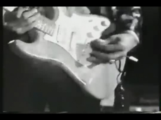 Jimi Hendrix Experience - Purple Haze Live (1967)