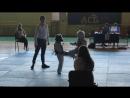 Арзуманян Вероника девочки 26 кг 1 место Первенство республики Крым по тхэквондо среди школьников