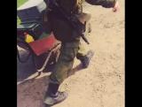 Идем на стрельбище (58 армия в/ч 20634) РХБЗ