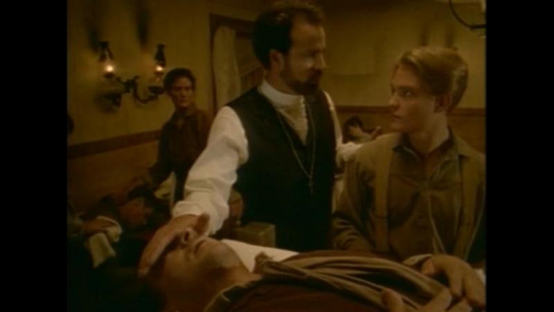 Доктор Куин: Женщина-врач / Dr. Quinn, Medicine Woman (1-й сезон, 2-я серия) (1993) (драма, семейный, вестерн)