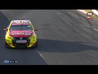 V8 Supercars 2015. Этап 11 - Голд-Кост. Вторая гонка, часть 2