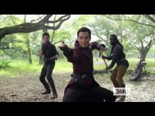 В пустыне смерти / Into the Badlands.1 сезон.Русский трейлер (2015) [HD]