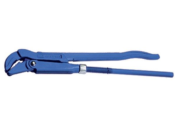 Ключ трубный рычажный, с изогнутыми губками   СИБРТЕХ