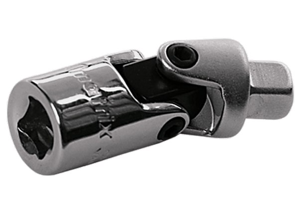 Шарнир карданный с квадратом, CrV, полированный хром   MATRIX