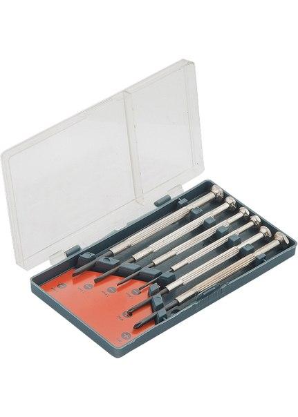 Набор отверток для точной механики, 6 шт.   SPARTA