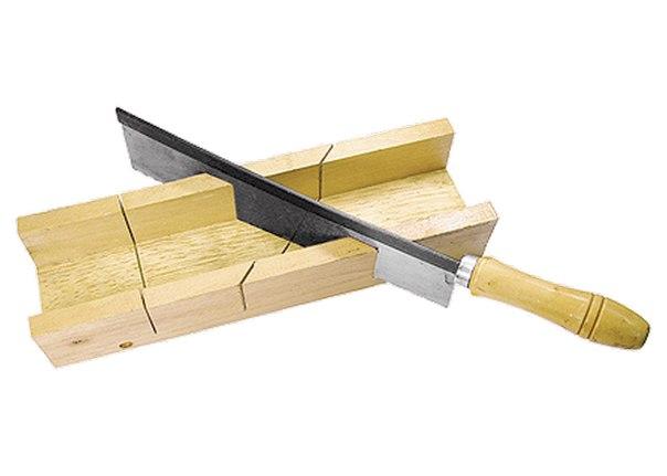 Стусло, 300 х 60 мм, деревянное + пила, 250 мм   SPARTA