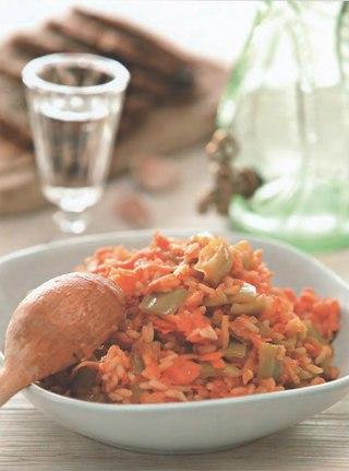 Фото рецепта: Ленивый перец