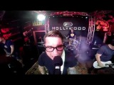 Hawthorne Heights live Aug. 20, 2014 at Peavey Hollywood