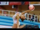 Художественная гимнастика. Мария Сергеева. Мяч