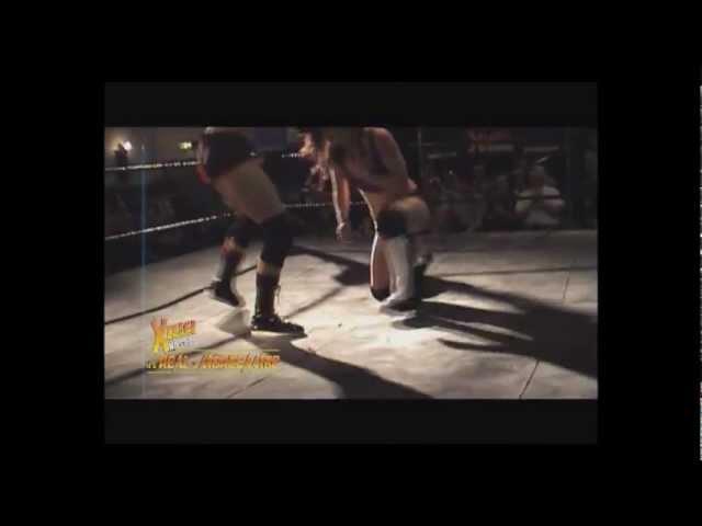 WWE / NXT Diva Champion Paige (Britani Knight) v Jenny Sjodin, Pro-Wrestling:EVE No Mans' Land