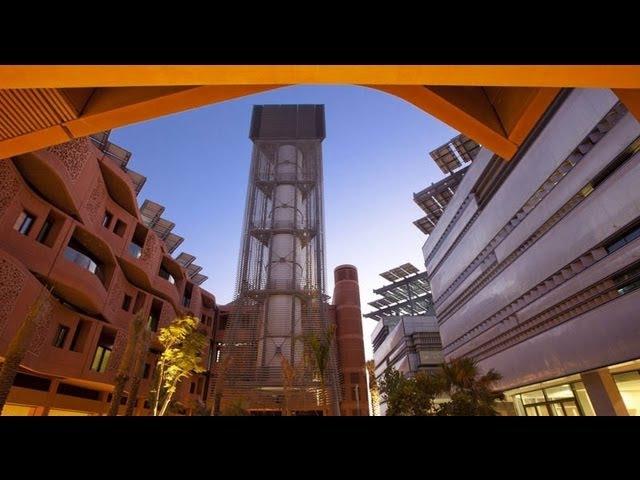 Масдар Сити - город будущего (Объединённые Арабские Эмираты)