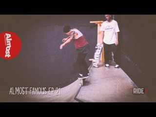 Issey Yumiba's Archives, Kris Vile Skate Pharmacy & More! - Almost Famous Ep. 21