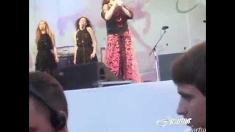 София Ротару в Уфе 26 05 2012