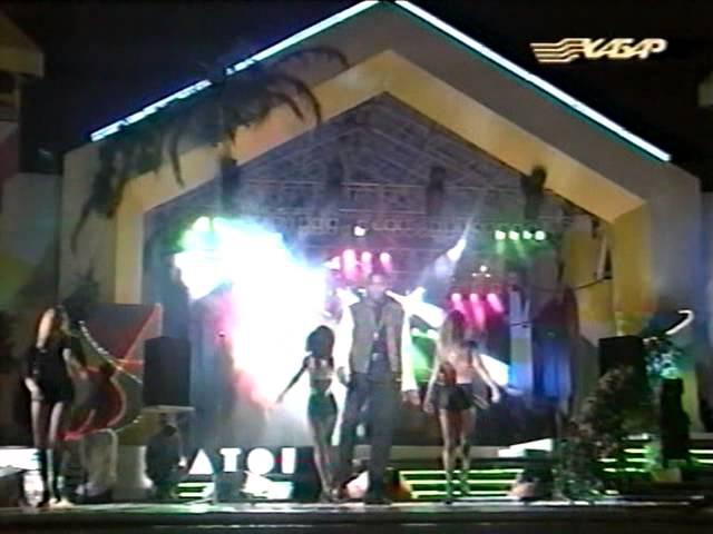 Haddaway - Концерт на фестивале Азия Дауысы, 1994