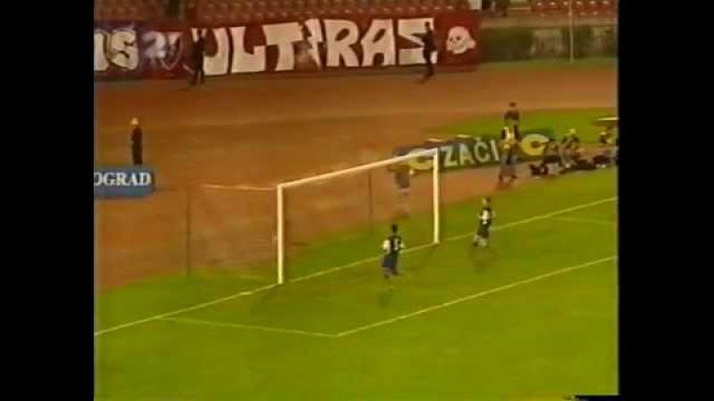 Crvena Zvezda FC Kairat 3 0 2002