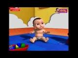 Baby Song - Chinnu Telugu Rhymes for kids