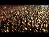 The Qemists Live - Stompbox + Spor remix - Woodstock 2012