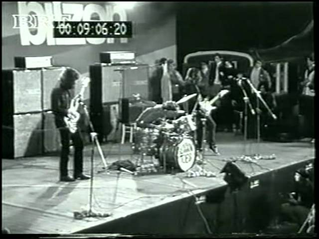Taste (Rory Gallagher) - Blister On The Moon Sugar Mama @ Bilzen Jazz Festival 22.08.1969