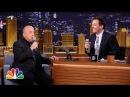 Billy Joel and Jimmy Fallon Form 2-Man Doo-Wop Group Using iPad App