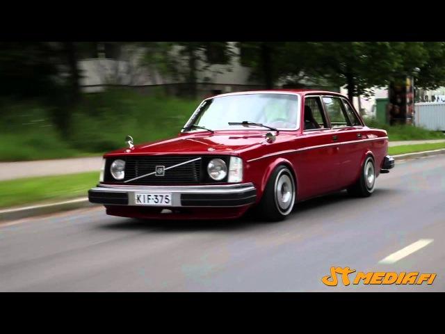 Swedishmetal Volvo 244 2JZ