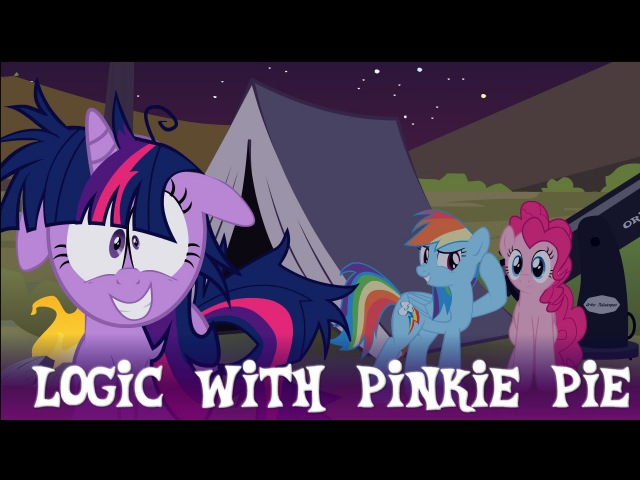 Logic With Pinkie Pie: The Number of Stars in the Night Sky