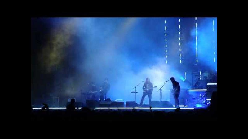 Mumford Sons - The Wolf (directo Bilbao BBK Live 2015-07-09)