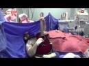 Бразилец сыграл песню «Битлз» на гитаре во время операции на мозге