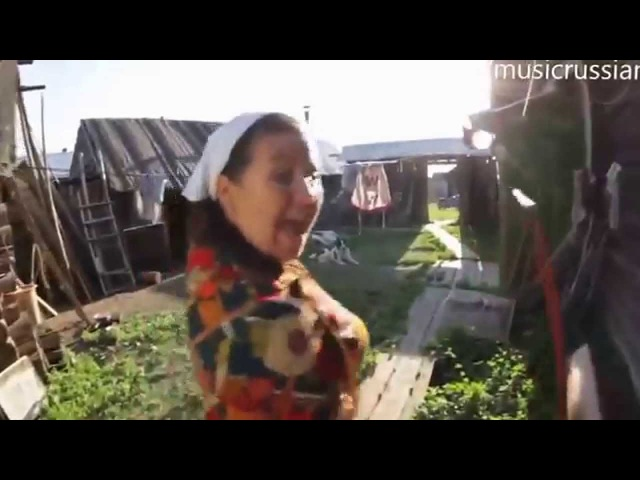 Боня и Кузьмич - Деревенские танцы (Cover Kiesza - Hideaway). 2014