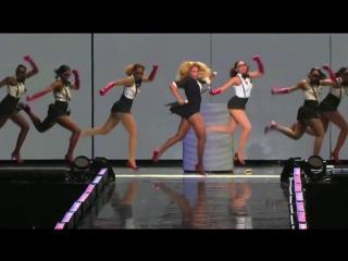 Beyonce - Who Run The World Girls! (Live at Oprah)