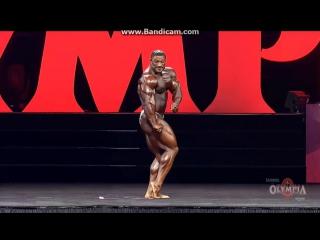 Roelly Winklaar Mr Olympia 2015 (Final)