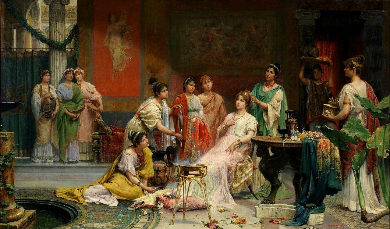 Подошел вплотную проститутки в древнем риме имея