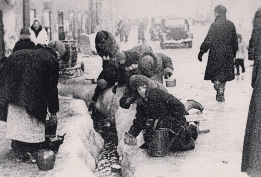 Блокада ленинграда ютуб