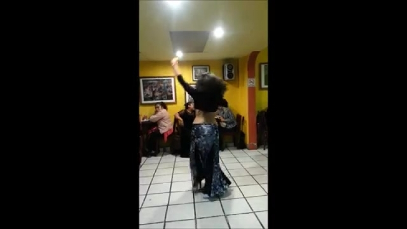 Sandra Harir 'Ana Bastanak' Danza Árabe México أنا بستناك
