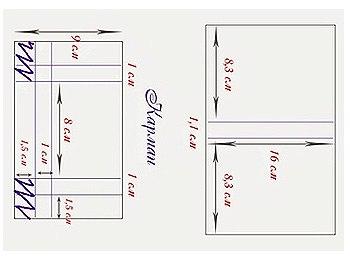 Размер открытки в скрапбукинге, февраля картинки для