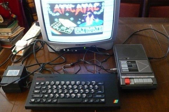 """Перша піратська копія закордонного компютера """"ZX-Spectrum"""" з'явилась саме у Львові"""
