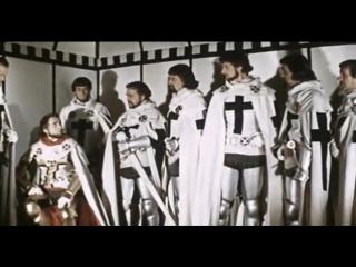 Генрик Сенкевич-КРЕСТОНОСЦЫ 1960 Часть 2 Борьба славян против рыцарей Тевтонского Ордена
